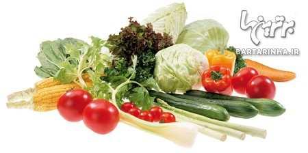 image همه چیز درباره خواص سبزی های مورد استفاده سالاد