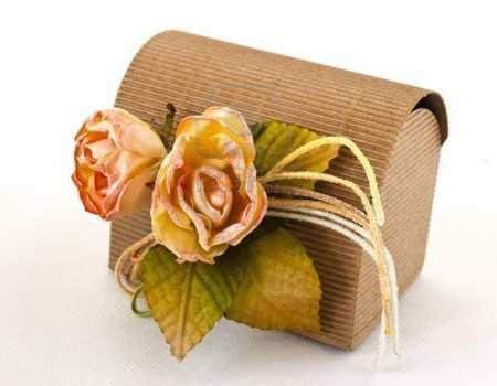 image, ایده های جالب و شیک بسته بندی کادو با عکس