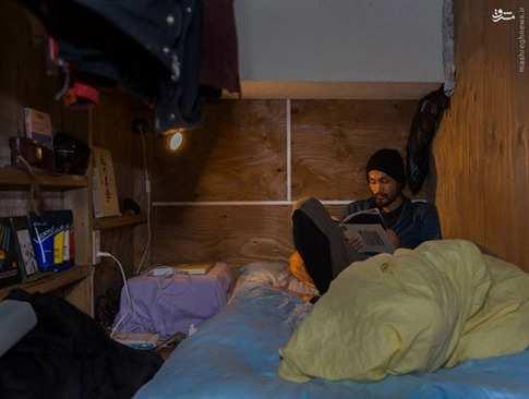 image, تصاویر و توضیحات هتل های عجیب و غریب یک نفره در ژاپن