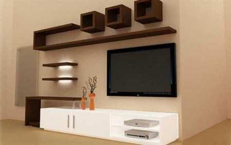 image, ایده های طراحی دیوار پشت تلویزیون LCD