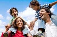 image چطور یک خانواده شاد برای خودم دست و پا کنم