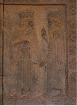 image, مقاله ای جالب درباره مجسمه و آثار تخت جمشید