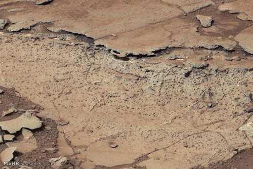 image دیدنی ترین عکسها از سطح سیاره سرخ مریخ