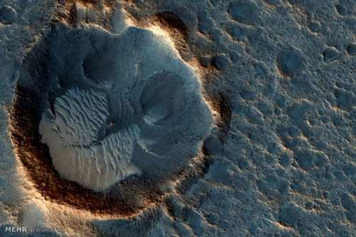 image, دیدنی ترین عکسها از سطح سیاره سرخ مریخ