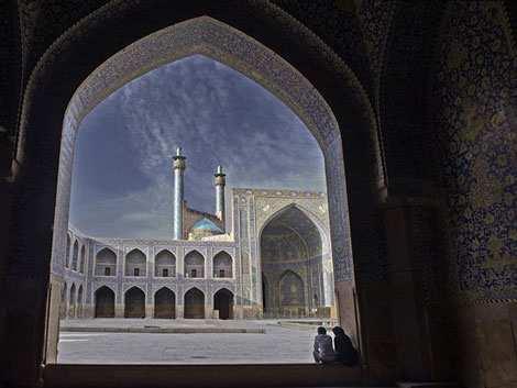 عکس, گزارش تصویری و خواندنی از معماری مسجد دارالاحسان