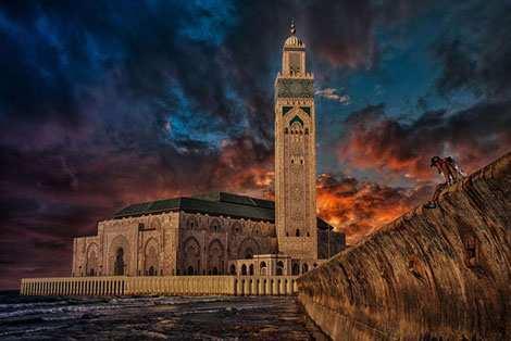 image, گزارش تصویری و خواندنی از معماری مسجد دارالاحسان
