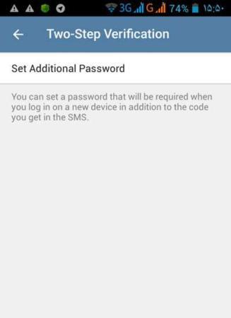 image, چطور باید امنیت تلگرام شخصی را زیاد کنیم