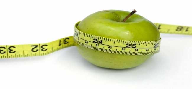 image, بهترین اندازه برای کاهش وزن در یک ماه چقدر است