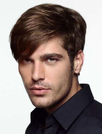 image مدلهای شیک و ساده موی مردانه برای آقایان