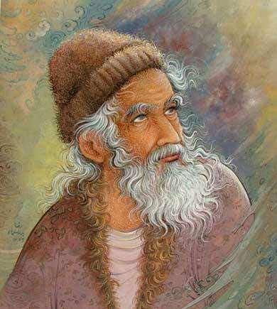 image, مقاله ای خواندنی درباره باباطاهر شاعر