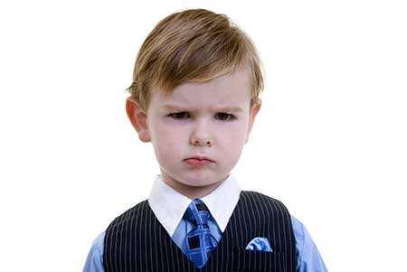 image, چطور با بچه های بداخلاق رفتار کنیم