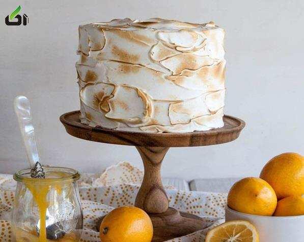 image, طرز تهیه کیک لیمویی خوشمزه و مجلسی