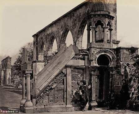 image عکس های زیبا و دیدنی از سرزمین بیت المقدس در زمان قدیم