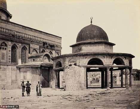 image, عکس های زیبا و دیدنی از سرزمین بیت المقدس در زمان قدیم