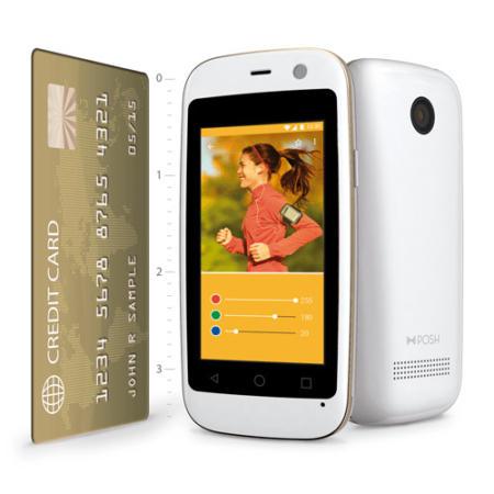 image عکس و مشخصات کوچکترین موبایل دنیا
