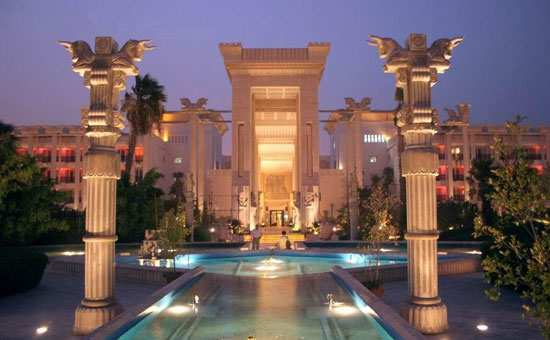 عکس, آدرس و عکس و شماره تلفن بهترین هتل های معروف در کیش