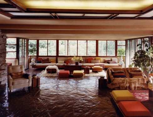 image, عکس های زیباترین خانه ساخته شده در طبیعت خانه آبشار