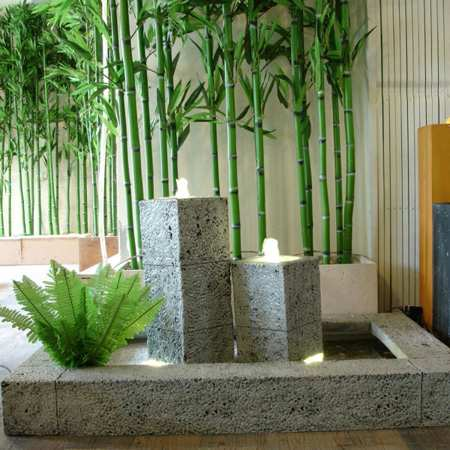 image, چطور از آب نماها در دکوراسیون حیاط منزل استفاده کنیم