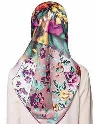 image چطور با حجاب کامل و روسری شیک و رسمی باشم