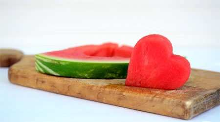 image, آب هندوانه درمان قطعی کلسترول بالا