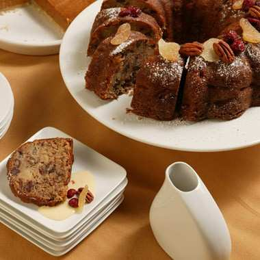 image, طرز تهیه کیک خوشمزه قهوه دارچینی