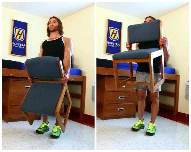 image یک سری تمرینات ورزشی ساده قابل انجام در هر اتاقی