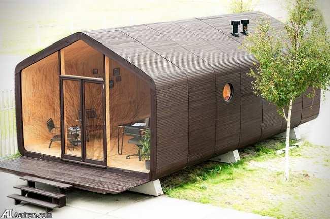 image, عکس های جالب از داخل و خارج یک خانه شیک قابل حمل