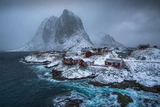عکس, عکس و اسم زیباترین و رویایی ترین روستاهای جهان