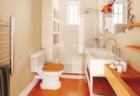 image, ایده های جالب برای این که حمام شیک و کاربردی داشته باشید