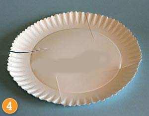 image, چطور یک بشقاب فانتزی برای ظرف میوه درست کنیم
