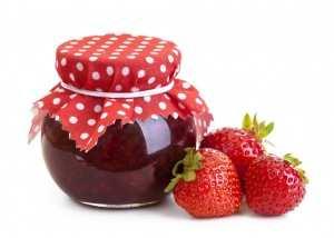 image, طرز تهیه مربا با میوه های توت فرنگی آلبالو زردآلو