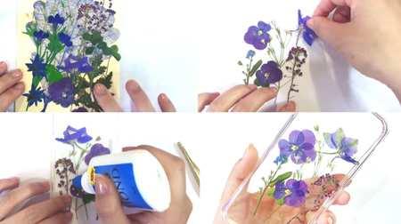 image آموزش تصویری تزیین و کشیدن نقاشی روی قاب موبایل
