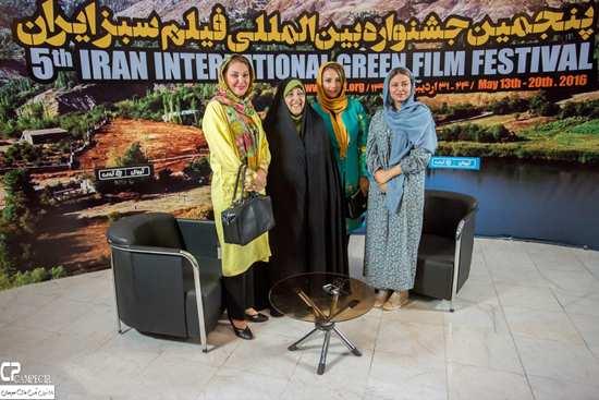 image گزارش تصویری زیبا از افتتاحیه جشنواره فیلم سبز