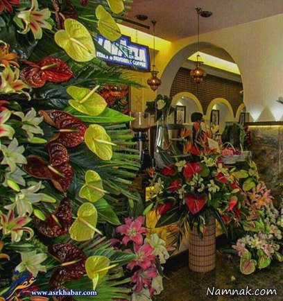 image, گزارش تصویری از افتتاحیه رستوران انار محمدرضا گلزار