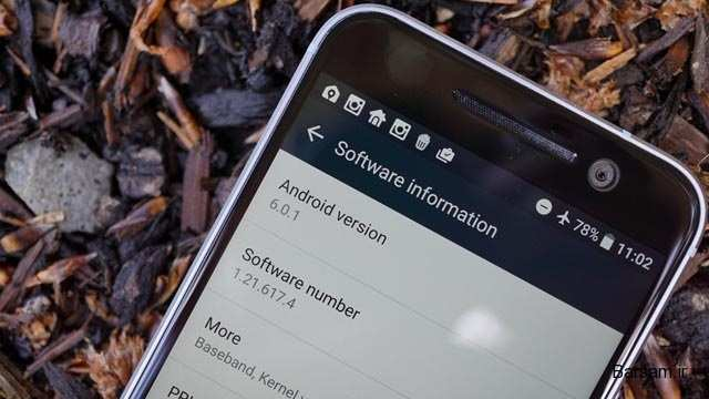 image معرفی تمام ویژگیهای گوشی HTC 10 با عکس