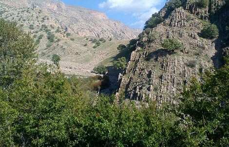 image, عکس های زیبا از روستای مارین در کهگیلویه و بویراحمد با توضیحات