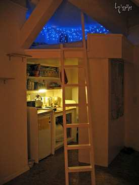 image ایده های تصویری ساخت گوشه های دنج برای مطالعه در خانه