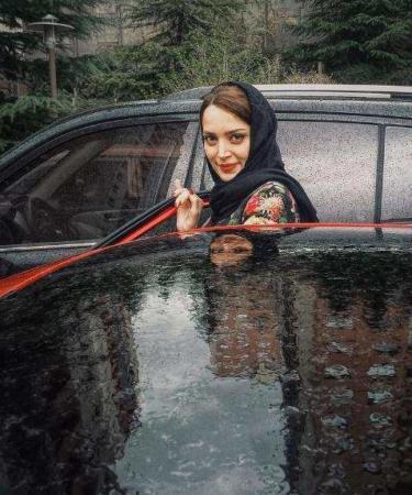 image عکس و متن زیبای تبریک تولد مهدی پاکدل به بهنوش طباطبایی