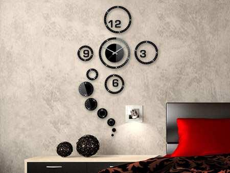 image عکس مدل های شیک و متنوع ساعت دیواری