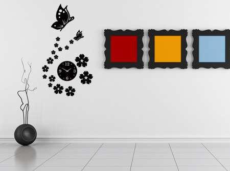 image, عکس مدل های شیک و متنوع ساعت دیواری