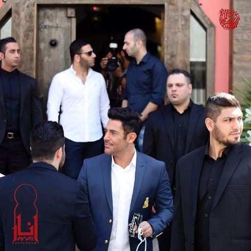 image عکس دیدنی بردیا گلزار و برادرش رضا در رستوران انار