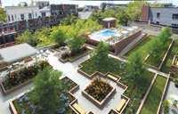 image راهنمای ساخت باغ و باغچه زیبا روی پشت بام خانه