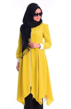image, مدل های شیک و زیبای مانتوی اسلامی با پوشش کامل
