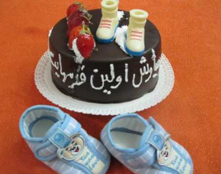 image ایده های تصویری برای جشن قدم جشن اولین راه رفتن نوزاد