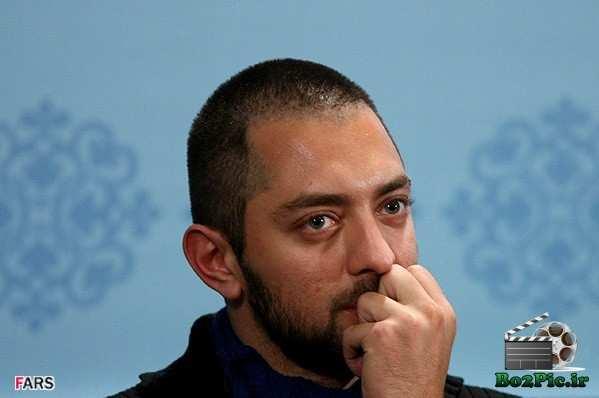 image بهرام رادان با سر تراشیده عکسهای بهرام رادان در فیلم بی پولی