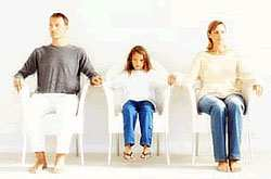 image طلاق والدین چه تاثیراتی بر روی بچه ها میگذارد