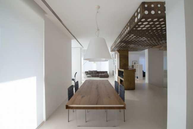 image طراحی فوق العاده شیک و ساده یک آپارتمان مدرن با تمام جزئیات