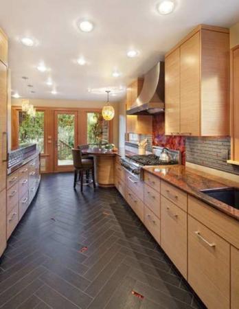 image, مدل های متنوع چیدمان کاشی و سرامیک در خانه های شیک