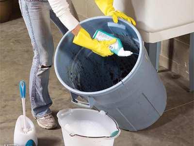 image, چه کنیم تا سطل زباله در آشپزخانه کمتر بوی بد داشته باشد