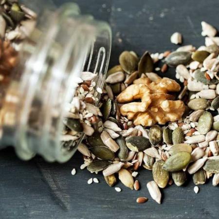 image, غذاهای مفید برای جلوگیری از شدت یافتن سردرد میگرنی